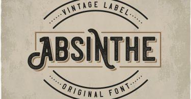 Absinthe Font 1846847