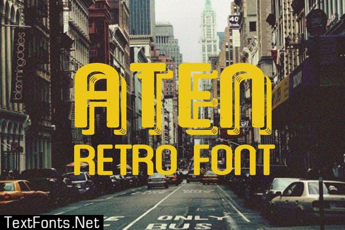 Aten Font