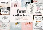 86% OFF! Font Collection Vol. 2