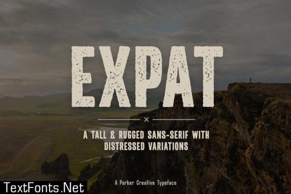 Expat Font