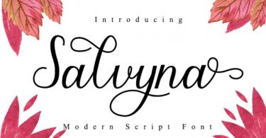 Salvyna Font