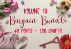 Bargain Bundle Vol.10