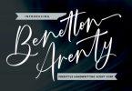 Benetton Arenty Font