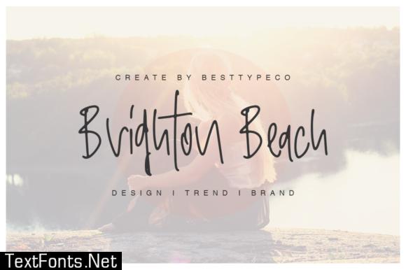 Brighton Beach Font