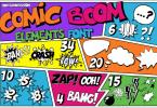 Comic Boom Element