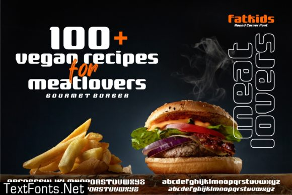 Fatkids Font