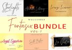 FONTASIX BUNDLE VOL.1 4240083