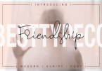 Friendship Font