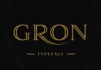Gron Font