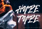Hypetype - Painted Brush Font