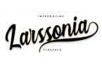 Larssonia Font