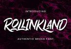Rollinkland - Authentic Brush