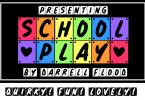 School Play Font