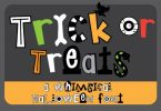 Trick or Treats Font