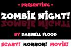 Zombie Night Font