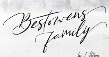 Bestowens Family Font