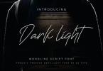 Darklight Font