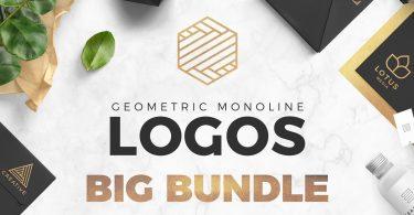 Geometric Logo Pack 1133826