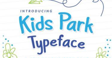 Kids Park Font