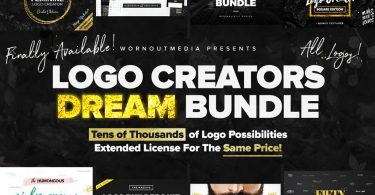 Logo Creators Dream Bndl (All Logos) 1229461