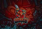 Monkey - Esports Mascot Logo YR DU82ADK