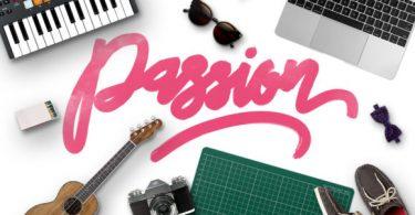 Passion Font
