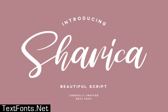 Sharica Font