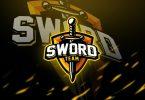 sword - Mascot & Esport Logo  X7XU8EQ