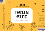 Train Ride Font