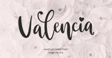 Valencia Font