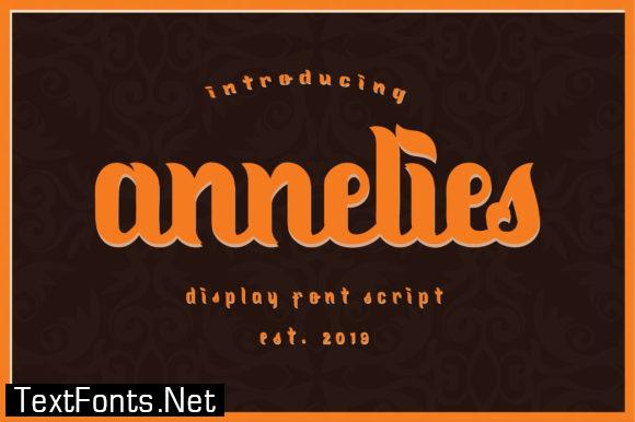 Annelies Font