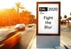 CAL 2020 Font