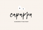Capappa Font