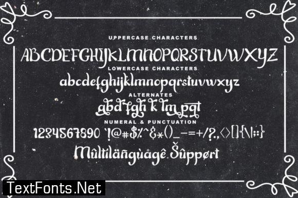 Fonteneela Font