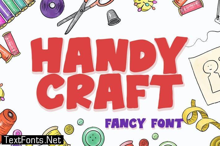 Handy Craft Font