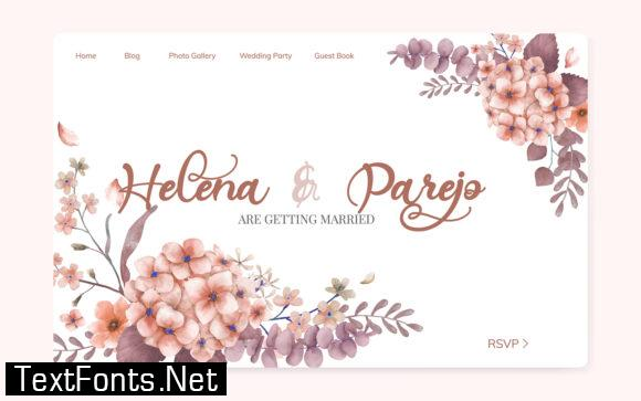 Helegra Font