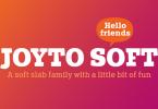 Joyto Soft Font