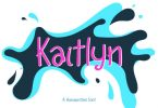 Kaitlyn Font