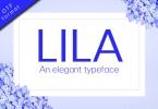 Lila Font