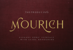 Mourich Font