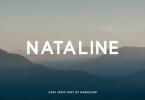 Nataline Font
