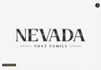 Nevada Font