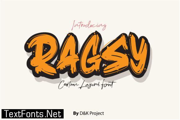 Ragsy Font