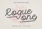 Rogue One Font