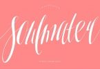 Soulmater Typeface Font