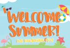 Welcome Summer Font