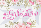Wixtar Font