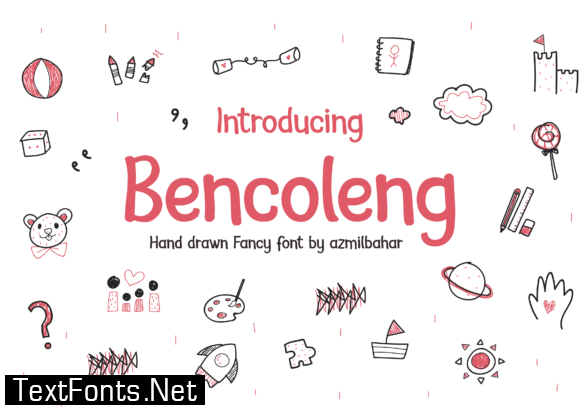 Bencoleng Font