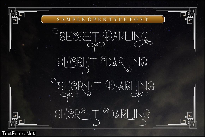 Secret Darling 3908353
