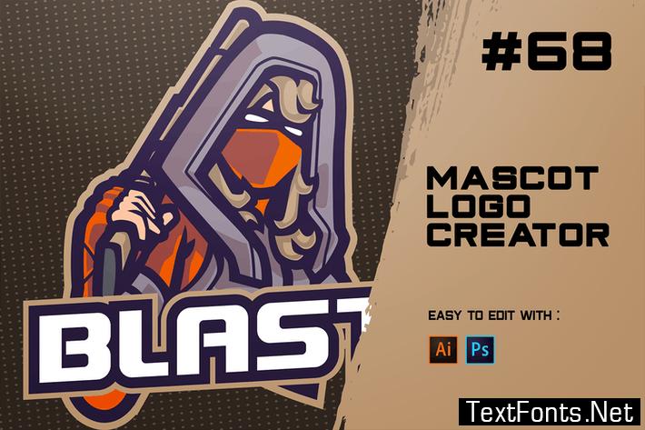BLAST - E-Sports Logo Creator